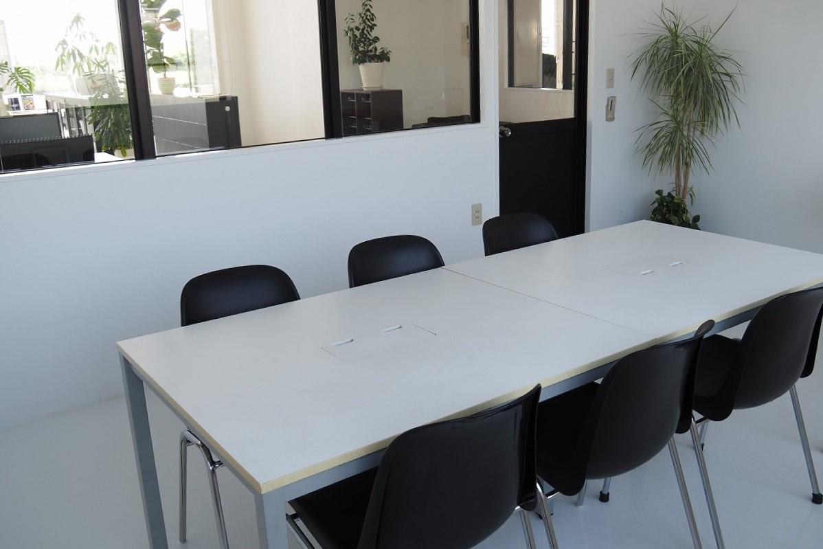 マルイチ第2工場会議室