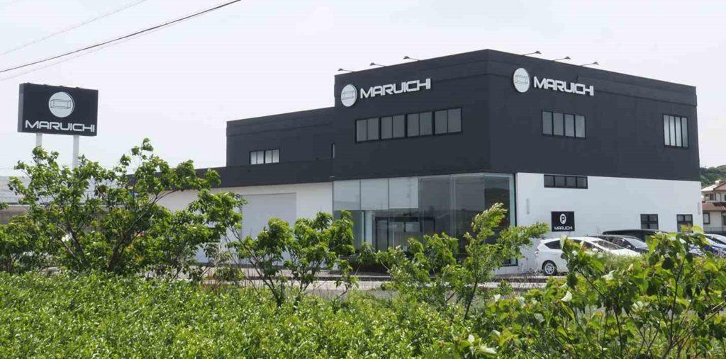 マルイチ第2工場外観